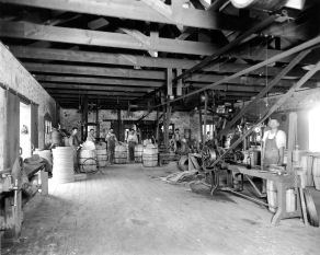 Guasti Cooper Shop Interior, undated - 600 dpi